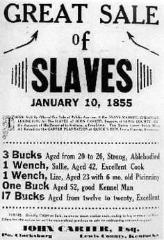 SLAVE SALE IMAGE