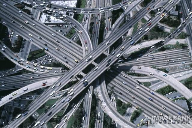 Spaghetti Junction Atlanta 1