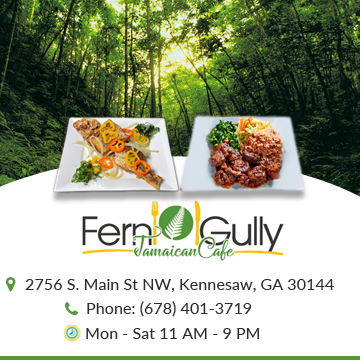 fern gully ad design