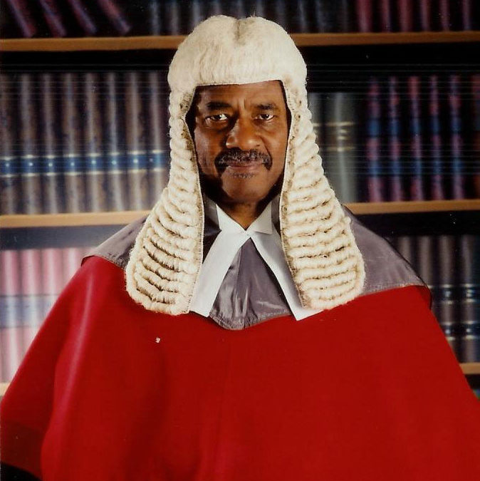 AN AMAZING INTERVIEW WITH GUYANA'S HONOURABLE JUSTICE STANLEY ALFRED MOORE LLM (LOND) – (2015)