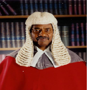 AN AMAZING INTERVIEW WITH GUYANA'S HONOURABLE JUSTICE STANLEY ALFRED MOORE LLM (LOND)