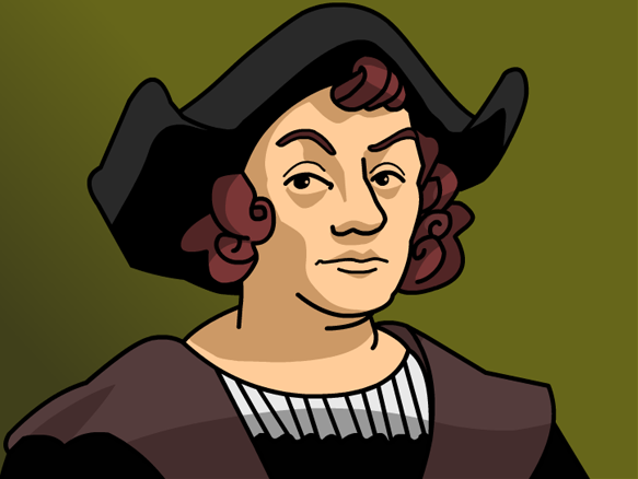 THE SAVAGERY OF CHRISTOPHER COLUMBUS