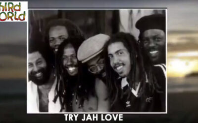 THIRD WORLD BAND – Try Jah Love. Classic Reggae Co-produced by Stevie Wonder 1982